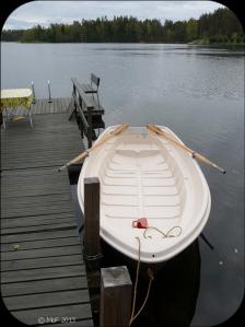 Ren båt