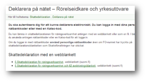 DK-deklaration
