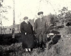 Aurelia och Kalle