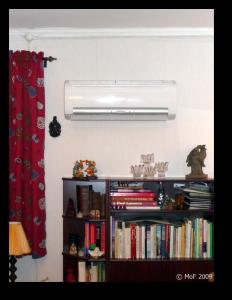 luftvarmepumpen